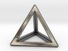 TETRAHEDRON (Platonic) 3d printed