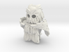Minifigure Winged (Owl) Armor Set 3d printed