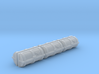Gothic Spaceship Freight Module [Pack of 6] 3d printed