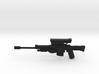Hunter Sniper Rifle 3d printed