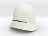 1:6 sallet helmet 3d printed