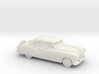 1/87 1951 Pontiac Chieftan Sedan 3d printed