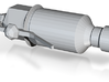 Bioshock Eve Hypo Model (Low Polygons) 3d printed