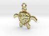 Honu Turtle 3d printed