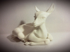 Oh deer! A baby fawn! 3d printed Successfully printed!