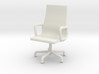 1:48 Herman Miller Eames Executive Office Chair 3d printed