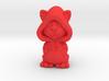 Hoodie Kitty 3d printed