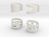 Ear Cuffs 3d printed