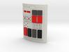 Comm pad - X2 3d printed