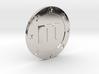 Memorycoin real coin 3d printed