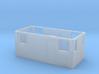 HOn30 BANDAI boxcab shell 3d printed