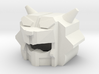 Robohelmet: King Cat 3d printed
