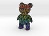 Teddy Bear - Crayon 3d printed