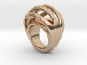 RING CRAZY 16 - ITALIAN SIZE 16 3d printed