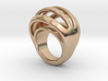RING CRAZY 21 - ITALIAN SIZE 21 3d printed