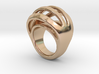 RING CRAZY 23 - ITALIAN SIZE 23 3d printed