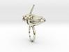 Unicorn Ring 3d printed