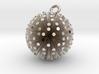 Sea Urchin Pendant 3d printed