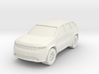 SUV At N Scale 3d printed