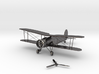 Ww1 plane Fighter 3d printed