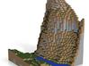 Minecraft land 1.7.10 season 1  3d printed