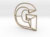 G Typolygon. 3d printed