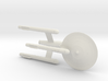 USS Federation 3d printed