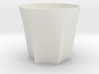 Scalloped Tumbler 3d printed