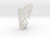 Phoenix Earrings (conture) 3d printed