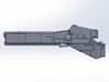 LoGH Imperial Battleship 1:3000 (Part 2/2) 3d printed Render Image
