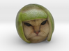 Lime Cat internet meme 3d printed Lime cat statue