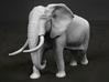 African Bush Elephant 1:12 Walking Male 3d printed