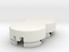 Chamber for SZ 342 speaker 3d printed