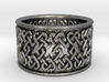 Celtic knot 1 ring Ring Size 9 3d printed