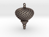 Geometric Twist Ornament - thickened for Steel and 3d printed