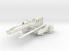 1:6 Mute Sniper Rifle + Dagger SF version 3d printed