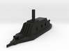 1/600 CSS Tennessee (I) 3d printed Recommended