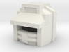 Robohelmet: X-Target 3d printed