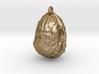 Walnut Pendant 3d printed