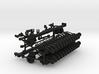 CrustBuster D Black 3d printed