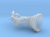 Ship Refuelling Nozzle 1/96 x 1 3d printed