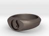 MTG Island Mana Ring (Size 11) 3d printed