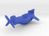 Sky Trader | Steampunk Airship Miniature. 3d printed