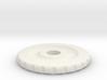 Rotary Encoder Wheel 3d printed