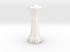 Spaceport Control Tower (1/285) 3d printed