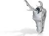 Asian Dragon Skull 3d printed