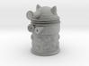 Dalek Hollow 3d printed