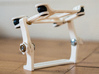DJI Phantom 2 medium gimbal style camera mount 3d printed