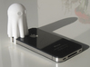 Lightclip: Ghost, iPhone 4/4S 3d printed