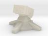 Missile Turret  (1/285) 3d printed